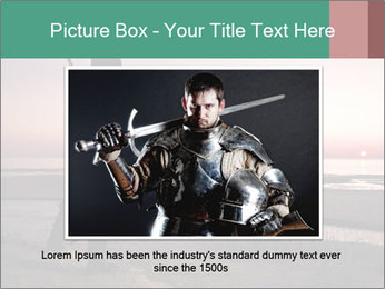 Assassin at the sea PowerPoint Template - Slide 15
