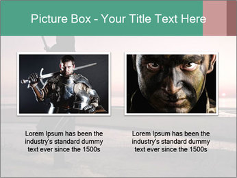Assassin at the sea PowerPoint Template - Slide 18