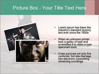 Assassin at the sea PowerPoint Template - Slide 20