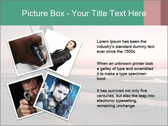 Assassin at the sea PowerPoint Template - Slide 23