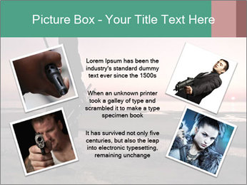 Assassin at the sea PowerPoint Template - Slide 24