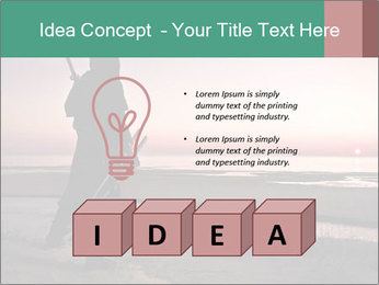 Assassin at the sea PowerPoint Template - Slide 80