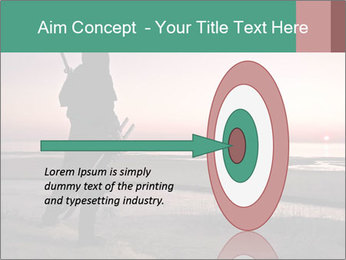 Assassin at the sea PowerPoint Template - Slide 83