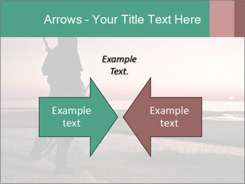 Assassin at the sea PowerPoint Template - Slide 90