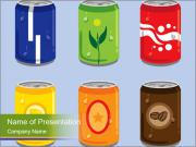 Soft Drink PowerPoint Templates