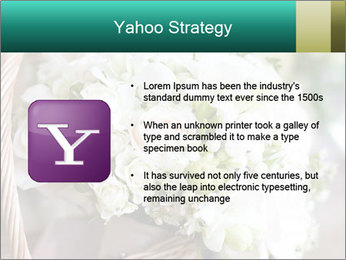 Wedding bouquet PowerPoint Template - Slide 11
