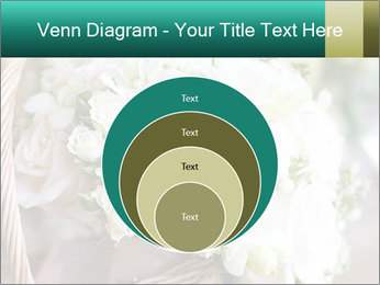 Wedding bouquet PowerPoint Template - Slide 34