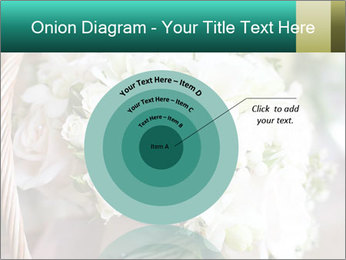 Wedding bouquet PowerPoint Template - Slide 61