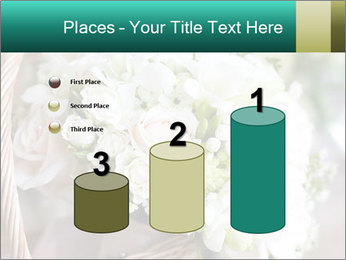 Wedding bouquet PowerPoint Template - Slide 65