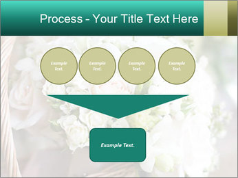 Wedding bouquet PowerPoint Template - Slide 93