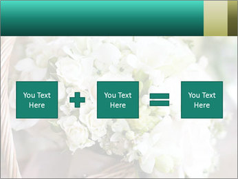 Wedding bouquet PowerPoint Template - Slide 95