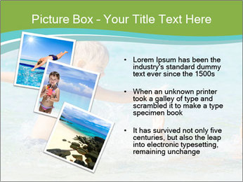 Happy kids PowerPoint Templates - Slide 17