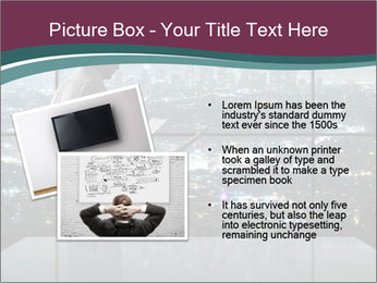 Businessman PowerPoint Template - Slide 20