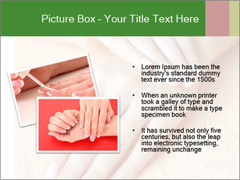 Beautiful woman hands PowerPoint Template - Slide 20
