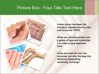 Beautiful woman hands PowerPoint Template - Slide 23