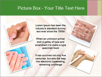 Beautiful woman hands PowerPoint Template - Slide 24