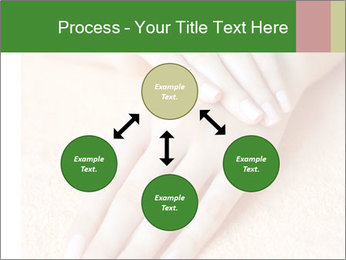 Beautiful woman hands PowerPoint Template - Slide 91