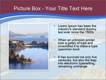 Victoria Island PowerPoint Template - Slide 13