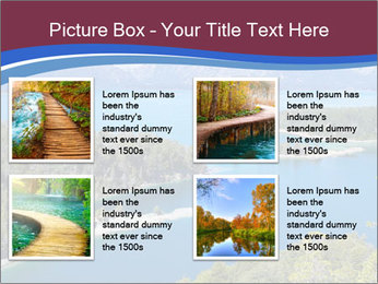 Victoria Island PowerPoint Template - Slide 14