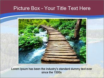 Victoria Island PowerPoint Template - Slide 15