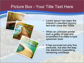 Victoria Island PowerPoint Template - Slide 17