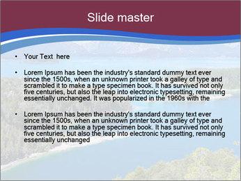 Victoria Island PowerPoint Template - Slide 2
