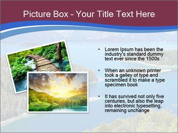 Victoria Island PowerPoint Template - Slide 20