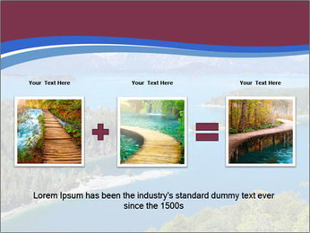 Victoria Island PowerPoint Template - Slide 22