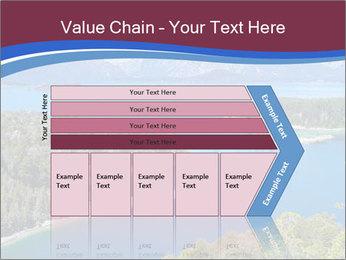 Victoria Island PowerPoint Template - Slide 27