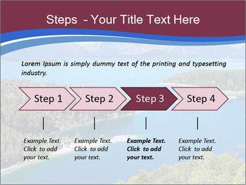 Victoria Island PowerPoint Template - Slide 4