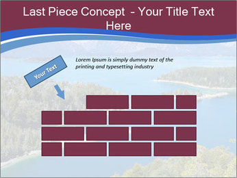 Victoria Island PowerPoint Template - Slide 46
