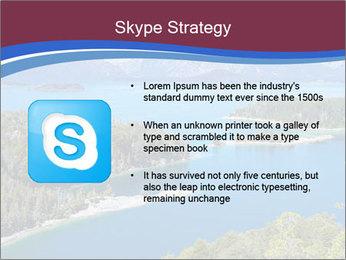 Victoria Island PowerPoint Template - Slide 8