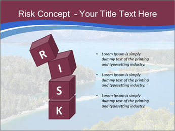 Victoria Island PowerPoint Template - Slide 81