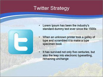 Victoria Island PowerPoint Template - Slide 9