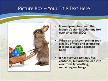 Big House PowerPoint Template - Slide 13