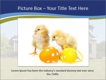 Big House PowerPoint Template - Slide 15