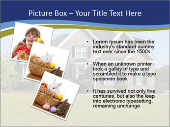 Big House PowerPoint Template - Slide 17