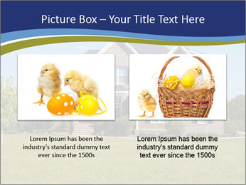 Big House PowerPoint Template - Slide 18