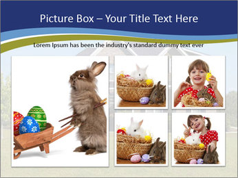 Big House PowerPoint Template - Slide 19
