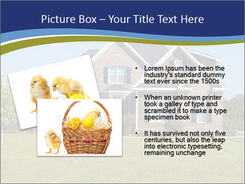 Big House PowerPoint Template - Slide 20