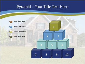 Big House PowerPoint Template - Slide 31