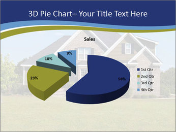 Big House PowerPoint Template - Slide 35