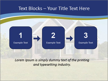 Big House PowerPoint Template - Slide 71