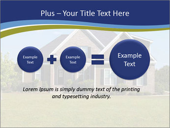 Big House PowerPoint Template - Slide 75