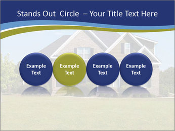 Big House PowerPoint Template - Slide 76
