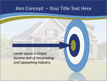 Big House PowerPoint Template - Slide 83