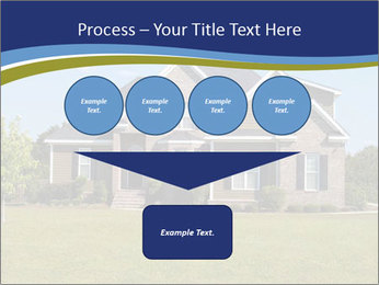 Big House PowerPoint Template - Slide 93