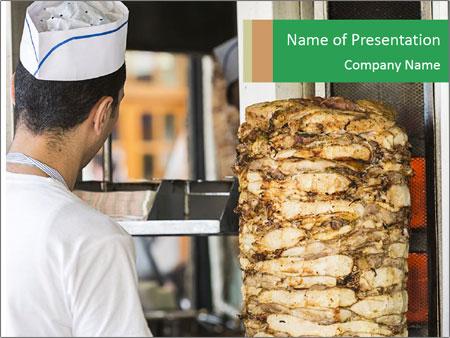 Shawarma PowerPoint Template