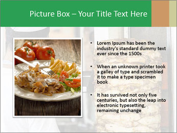 Shawarma PowerPoint Template - Slide 13