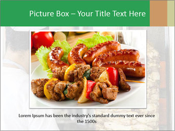 Shawarma PowerPoint Template - Slide 16